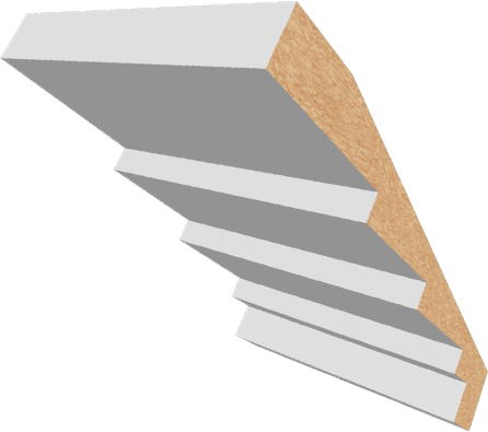 #811 Crown Molding